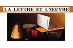 10ème colloque international : La lettre et l'oeuvre