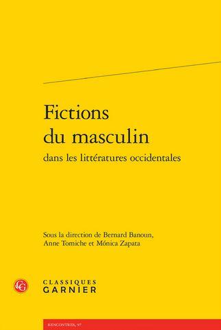 Fictions du masculin dans les littératures occidentales